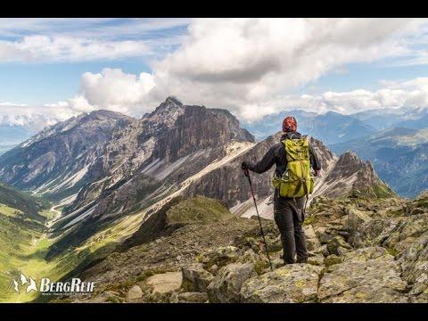 Stubaier Höhenweg 2015 - Hüttentour in den Stubaier Alpen