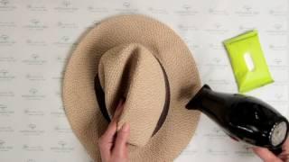 Wallaroo Hat Company - Spot Cleaning