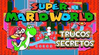 SNES Super Mario World - Trucos Secretos