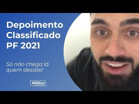 Aluno 100% AlfaCon classificado na PF! Parabéns, Thiago Munhoz! #shorts