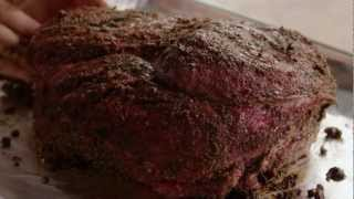 How To Make Herb Rubbed Sirloin Tip Roast