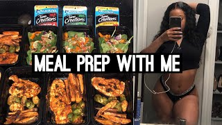 FIT THICK MEAL PREP #1   Meal Prep for Weight Loss!!
