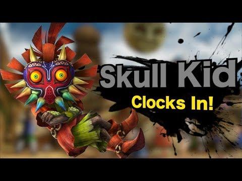 Skull Kid For Smash!