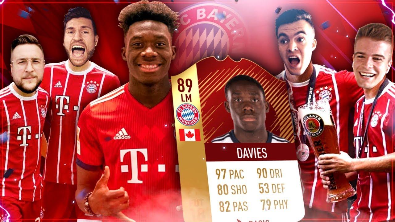Davies Fifa 18
