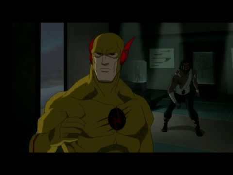 Death Of Reverse Flash And Black Tiger - Suicide Squad Hell To Pay