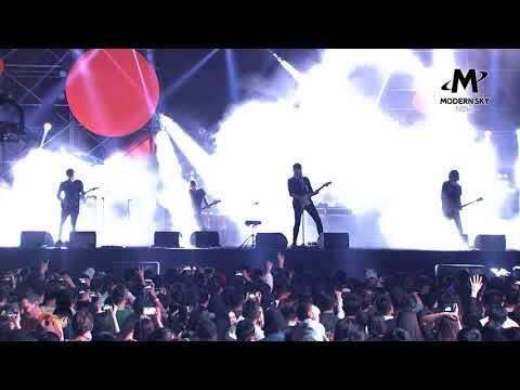 Caspian - Sycamore LIVE@Strawberry Music Festival 2017