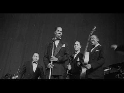 Ink Spots Live Footage (1947)