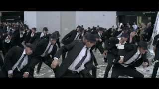 """Step Up Revolution """"Office Mob"""" Extended Clip Official 2012 [HD 1080]"""