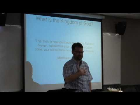 Living in the Kingdom now (Foundations week 13)