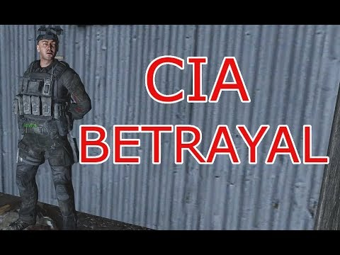 The Betrayal: Arma 3 Zeus CIA Spec Ops