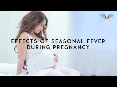 Seasonal Fever During Pregnancy