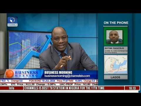 Business Morning: Reviewing NSE Market,Presco Oil Performances Pt 2