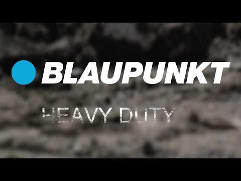Blaupunkt Heavy Duty - New 1-DIN car radio 2018