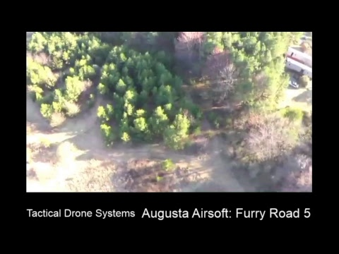 Augusta Airsoft Furry Road 5!
