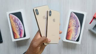 IPHONE XS MAX UNBOXING!