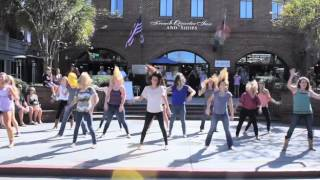 Market Street Flash Mob Video - Charleston, Sc