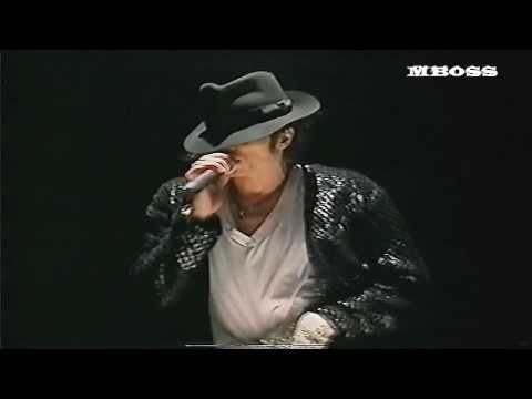 Billie Jean Michael Jackson Live in Gothenburg 1997 HD
