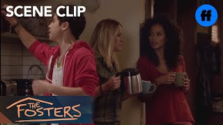 The Fosters - Season 1: Episode 11 | Clip: Fosters Family Breakfast