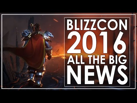 Blizzcon 2016 - All You Need To Know! Diablo 1 REMASTER & More!