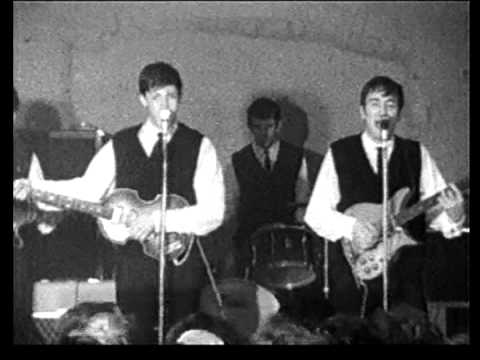 """Some Other Guy "" The Beatles at the Cavern REMASTER Take one and two."