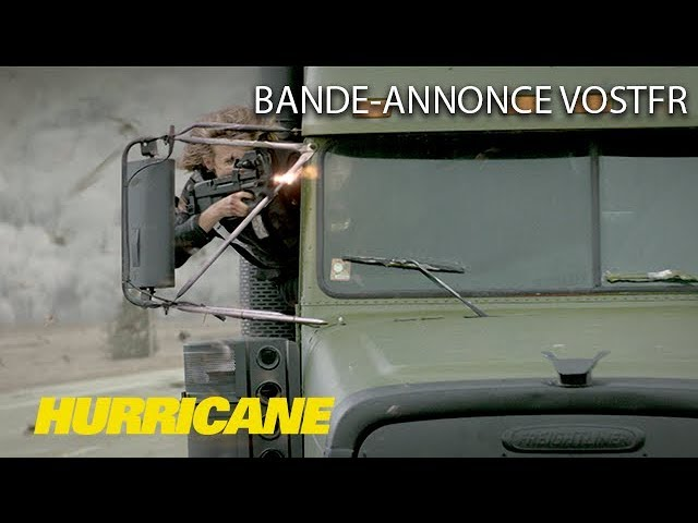 HURRICANE - Bande-annonce VOSTFR