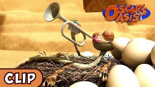Oscars Oasis - Chicken Piper  HQ  Funny Cartoons