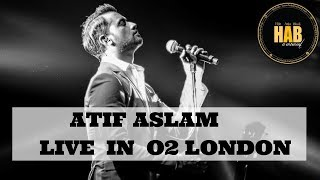 Atif Aslam Live in concert at O2 Arena London. [Bollywood Showdown 2015]