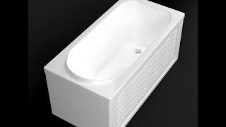 Акриловая гидромассажная ванна Aquanet Nord