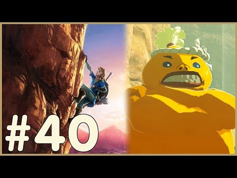 Zelda: Breath Of The Wild - Gut Check Challenge! (40)