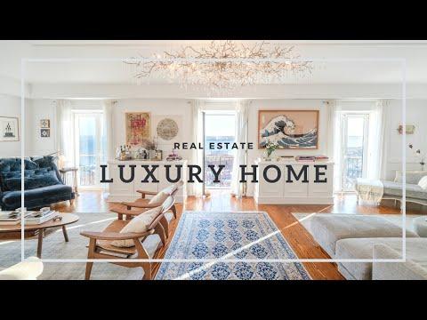 Lisbon Luxury Home - Real Estate Video | Filipe Meunier