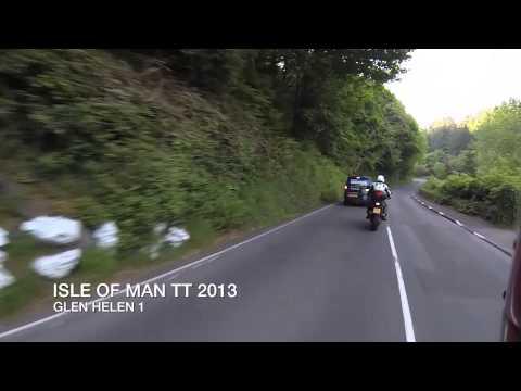IOM TT Course - Ballacraine to Cronk Y Voddy