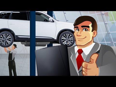 Сервис у официальных дилеров Mitsubishi:  мифы и реальность