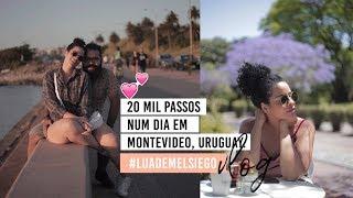 MONTEVIDEO, URUGUAY #LUADEMELSIEGO