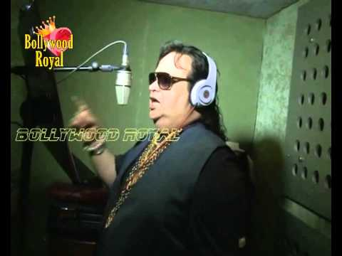 Bappi Lahiri and Sunidhi record for the film 'Mumbai Can Dance Saala' 1