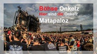 Böhse Onkelz 2017 live am Matapaloz - Hier sind die Onkelz (Hockenheim 16.06.2017 Full Song)