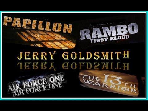 Jerry Goldsmith ❐ Soundtracks ❐ HD