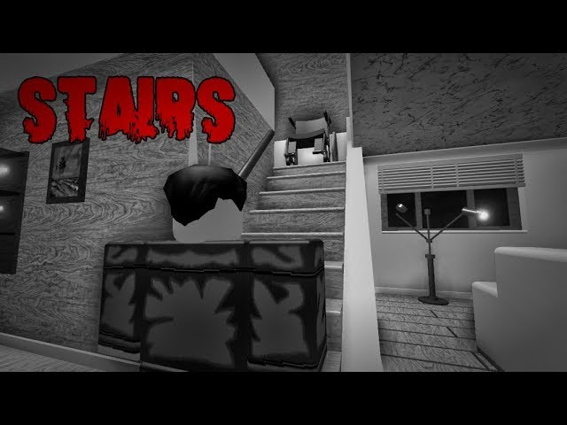 Stairs A Roblox Horror Story Youtube