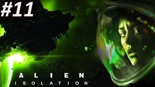 ALIEN ISOLATION (PC) - Episodio 11 || Terror de Jueves Noche || Serie en Español HD