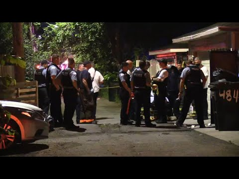 Chicago's top cop blames courts after 70 shot, 12 fatally in weekend violence | ABC7 Chicago
