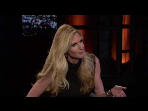 Thumbnail: Ann Coulter: In Trump We Trust | Real Time with Bill Maher (HBO)