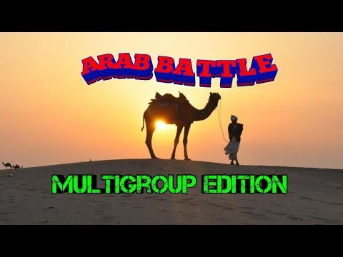 Arab Battle #5 Multigroup Edition