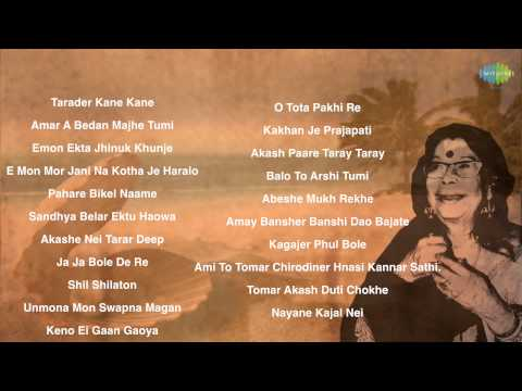 Emon Ekta Jhinuk | Best of Nirmala Mishra | Bengali Modern Songs Audio Jukebox