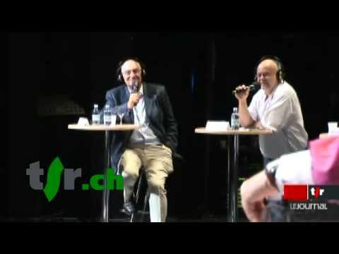 """Pascal Couchepin à """"La soupe est pleine"""" - 28 juin 2009"""
