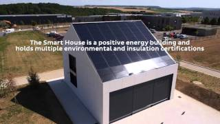 Welcome to the Smart House Arkema - Bostik