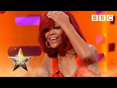 Rihanna's Awkward Bikini Wax - The Graham Norton Show - Series 8 Episode 4 - BBC One