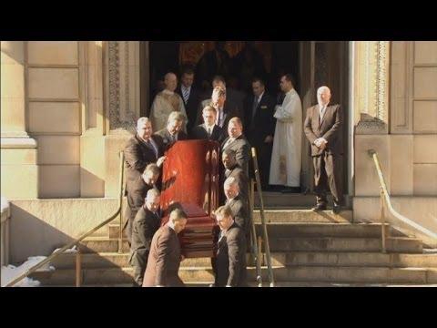 Philip Seymour Hoffman funeral: Hollywood...