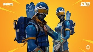 Boutique d'articles Fortnite. As alpin, maître de mogul - peaux de ski