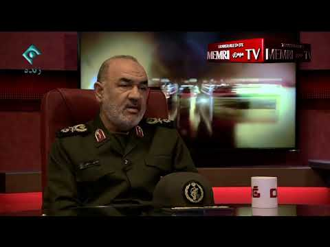 IRGC Deputy Commander Hossein Salami: America Cannot Withstand Our Weapons
