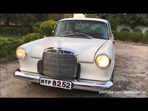 JRD Tata's Mercedes-Benz 190D or E-Class | Real-life review