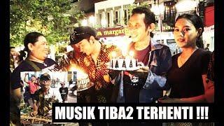 Download lagu HEBOH MUSIK LANGSUNG TERHENTI ULTAH ANGKLUNG RAJAWALI MP3